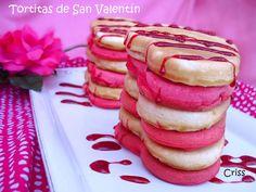 Tortitas de San Valentín