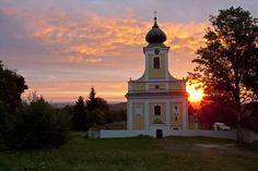 Lštění, kostel Sv. Vojtěch, Šumava