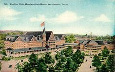 Hot well spa and hotel san antonio - Google Search