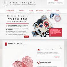 Diseño web para una empresa de consultoría estratégica