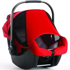 Nuna PIPA Infant Carseat - love the dream shade for a baby that never has slept well in cars.