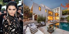Celebrity homes - Kendall Jenner just bought an epic new pad.