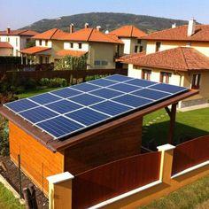 Napelem Rendszerek   Napenergia   Napelem, naperőmű és napelemes rendszerek tervezése és kivitelezés