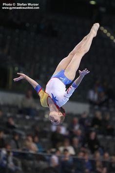Ana Porgras 2009, gymnastics, gymnast