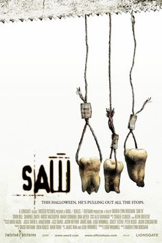 Saw III (2006)Jigsaw takes on a protégé named Amanda (Shawnee Smith). It's great to have someone carry on traditions. Leaving November 1 #refinery29 http://www.refinery29.com/2015/10/96121/whats-leaving-netflix-november-2015#slide-26