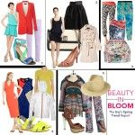 The Bay 2012 Spring Trend Report