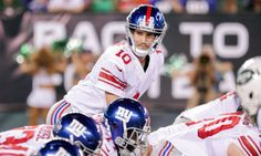 Giants vs. Cowboys: 6 things you need to know for Week 1  -       East Rutherford, NJ, USA;  New York Giants quarterback Eli Manning (10) calls signals during the first quarter of the preseason game against the New York Jets at MetLife Stadium. Mandatory Credit: Vincent Carchietta-USA TODAY Sports