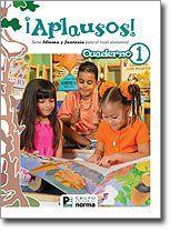 Aplausos 1, Cuaderno (Serie Idioma y Fantasia, Cuaderno) by Publicaciones Educativas http://www.amazon.com/dp/9584504010/ref=cm_sw_r_pi_dp_hUIXtb1WMZFGQSNM