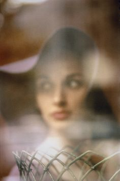 Saul Leiter - Carol Brown - 1958