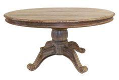 Ames Round Dining Table on OneKingsLane.com