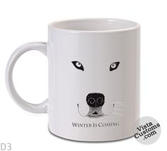 Winter Game of Thrones Mug