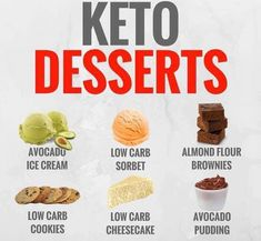 Healthy Keto Dessert recipes Ideas for Lose weight individual Desserts Keto, Keto Snacks, Diabetic Snacks, Dessert Recipes, Keto Approved Foods, Comida Keto, Keto Diet Benefits, Starting Keto Diet, Keto Food List