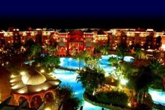 Wow! That looks AWESOME!  The Grand Resort Hurghada, Egypt