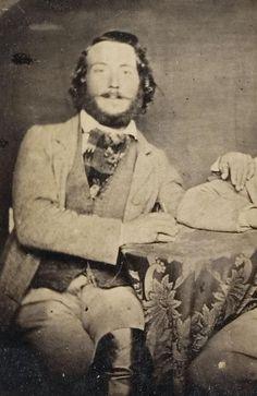 Bushranger Frank Gardiner 1864