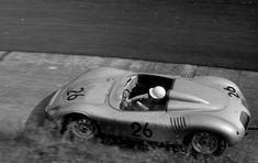 Bonnier, Spyder, Nurburgring, Germany, 1959
