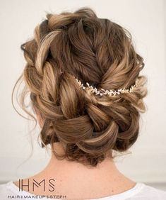 60 Breezy Crown Braid Hairstyles for Summer 5031aed5b4a6