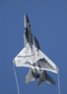 F-15J leading Japanese fighter