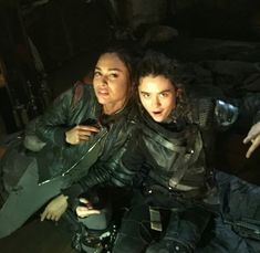 Uploaded by Çis🐰. Find images and videos about lindsey morgan and raven reyes on We Heart It - the app to get lost in what you love. The 100 Cast, The 100 Show, It Cast, Lexa The 100, The 100 Clexa, Movies Showing, Movies And Tv Shows, The 100 Poster, Lexa E Clarke