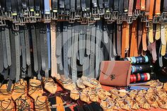 Photo about Belts and sandals of leather - bag and bracelets. Image of handicraftsman, fashion, pattern - 79372459 Leather Accessories, Handmade Accessories, Leather Sandals, Leather Bag, Handmade Leather, Handmade Bracelets, Belts, Stock Photos, Abstract