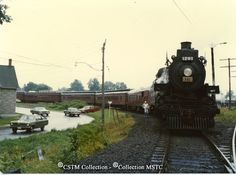These eight scenes are of CPR 1201 (4-6-2) that hauled a special train from Ottawa to Smiths Falls via Bedell during that town's 150 year anniversary. Smiths Falls
