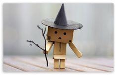 Danbo Halloween