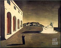 Giorgio De Chirico-Chirico: Melancolie, 1913