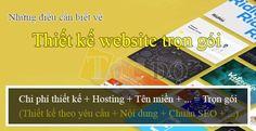 Những điều bạn nên biết về thiết kế website trọn gói