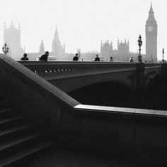 London, 1960's by Hans Mauli. S)