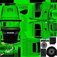 Skin Images, Scenery Background, Paper Models, Cool Designs, Trucks, Ariel, Pasta, Model Building, Heavy Truck