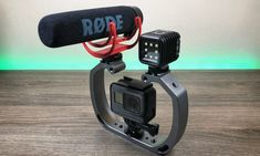 In this video we take a closer look at the aluminum GoPro and action camera cage by Movo. This GoPro rig is perfect for adding accessories to your setup such. Gopro Diy, Gopro Drone, Photography Gear, Black Photography, Gopro Case, Bmx, Accessoires Photo, Gopro Accessories, Fotografia