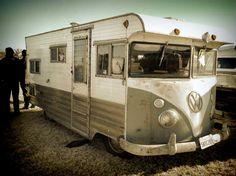 lil Beatle Bug camper