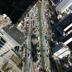 Istanbul traffic problem