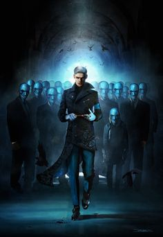 Vergil to Return as Playable Character in DmC: Devil May Cry