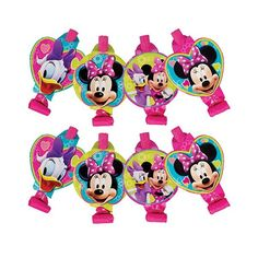 Minnie Mouse Blowouts | 8 ct