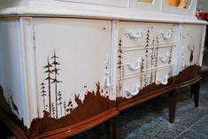mueble bosque