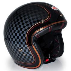 Bell Custom 500 Motorcycle Helmet 14