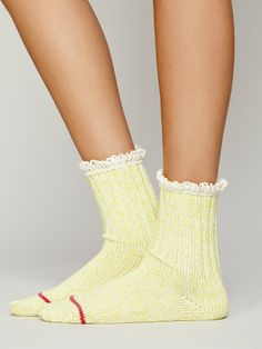 Free People Heathered Highland Boot Sock at Free People Clothing Boutique