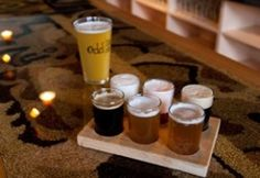 Odd Side Ales, one of the country's smallest breweries - Grand Haven, Michigan