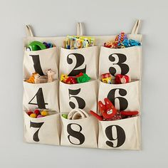 Would be cute on the peg board! Touch Tone Wall Hanger