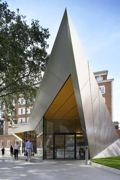 City of London Information Centre | Make Architects