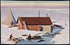Norway, Europe, Explore, House Styles, Artist, Painting, Vintage, Scrap, Punk