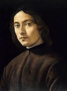 Раффаэллино дель Гарбо (ок1470-ок1525) - Портрет юноши. Часть 4