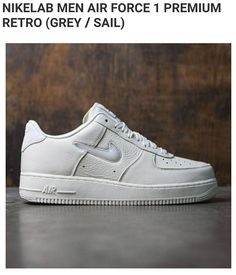 new arrival 34717 97c86 The NikeLab Air Force 1 Low Jewel Mens Shoe brings back the mini