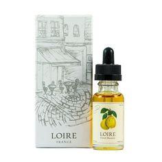 Loire Vapeur French E-Juice Pear Macaroon - Pear Macaroon