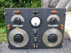Vintage Brown Engineering Co. Impedance Bridge Model 200-A #BrownEngineering