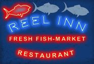 Reel Inn Fish Market in Malibu as seen on Food Network w/ Adam Richman