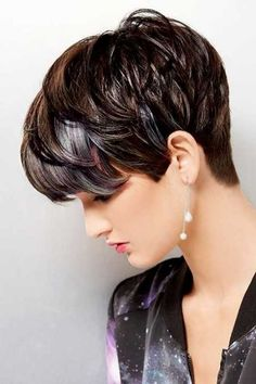 20 Long Pixie Hairstyles | Short