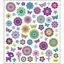 Tarra-arkki kukat 15x16,5cm Sinelli - Askarteluverkkokauppa - Askartelu - Askartelutarvikkeet