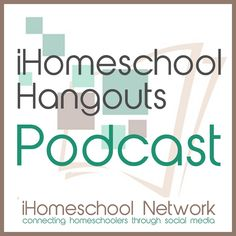 Podcast about Organizing Your Homeschool. Something I need weekly.