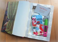 Style Blossom: DIY BOOK CLUTCH
